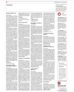 Carta La Tercera Rol Constitucionalistas